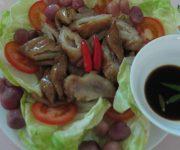 Cách nấu món thối linh khìa nước dừa của miền Tây